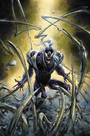 X-Men: Gold #11 (Venomized Omega Red Cover)