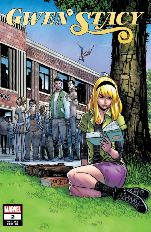 Gwen Stacy #2 (Ramos Cover)