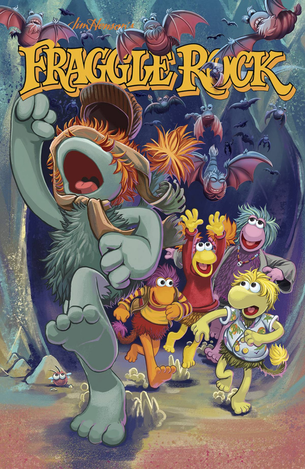 Fraggle Rock: The Journey to the Everspring #2