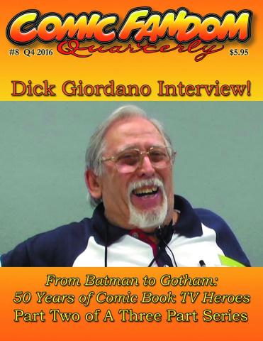 Comic Fandom Quarterly #8