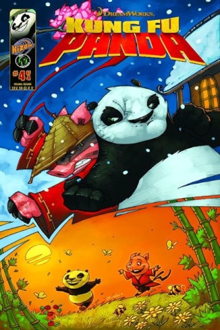 Kung Fu Panda #4