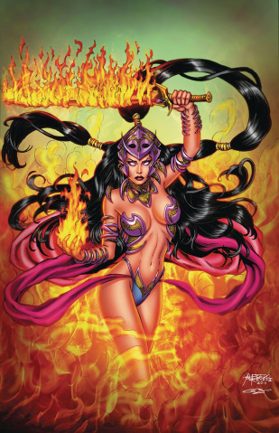 Grimm Fairy Tales: Dance of the Dead #6 (Reyes Cover)