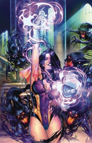 Grimm Fairy Tales #34 (Zaldivar Cover)