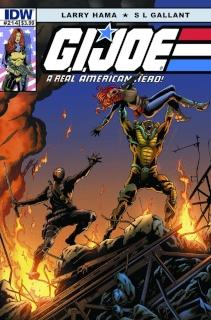 G.I. Joe: A Real American Hero #214