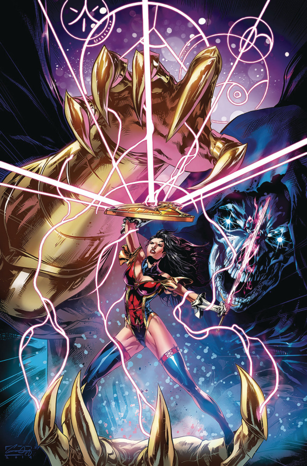 Grimm Fairy Tales #37 (White Cover)