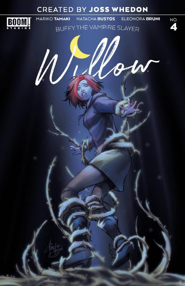 Buffy the Vampire Slayer: Willow #4 (Andolfo Cover)