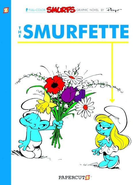 The Smurfs Vol. 4: The Smurfette