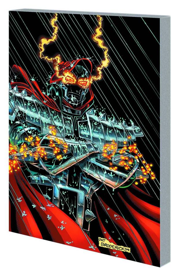Doom 2099: The Complete Collection by Warren Ellis