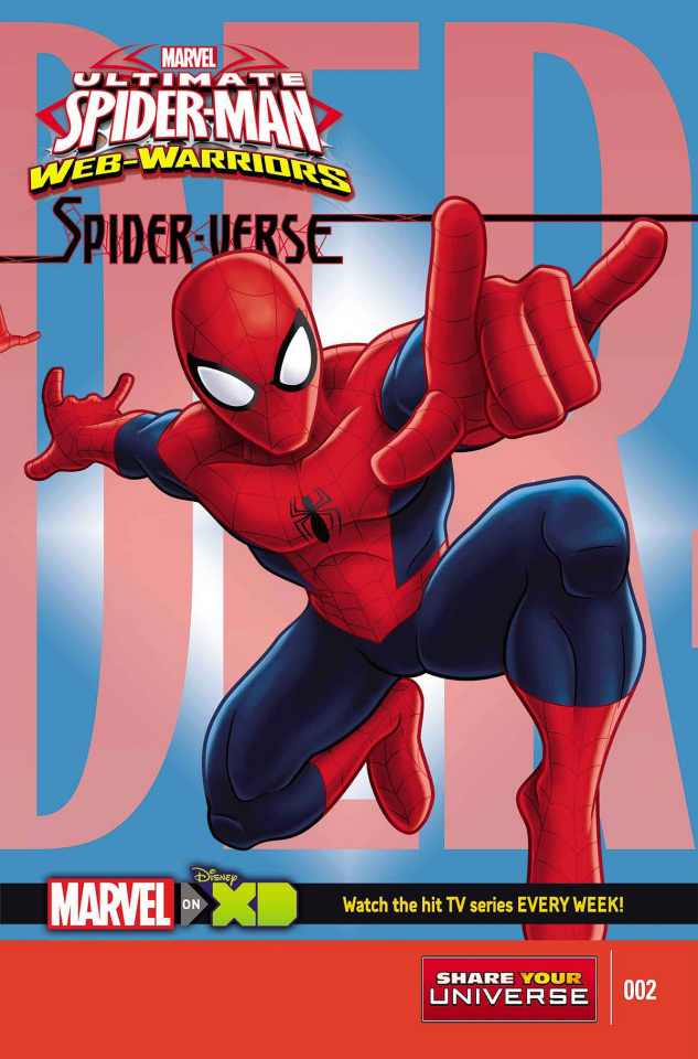 Marvel Universe: Ultimate Spider-Man - Spider-Verse #2