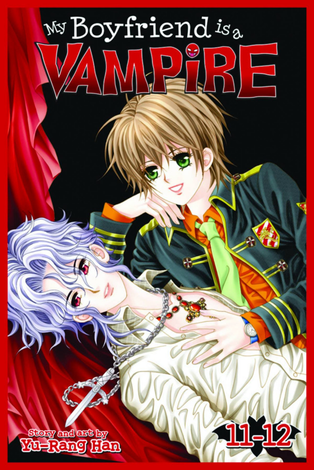 My Boyfriend is a Vampire Vol. 6