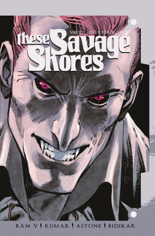 These Savage Shores #4