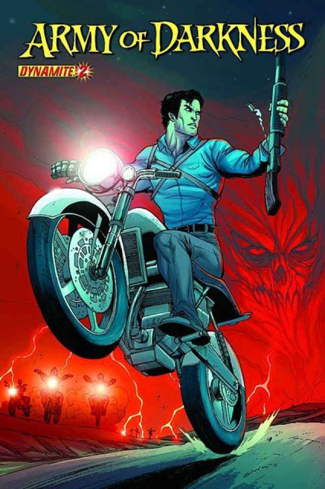 Army of Darkness #2