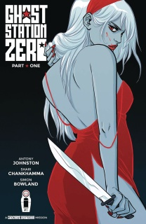 Ghost Station Zero #1 (Cloonan Cover)