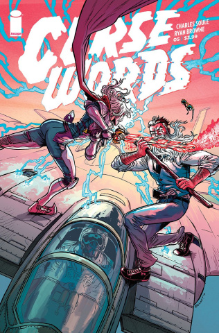 Curse Words #5 (Browne Cover)