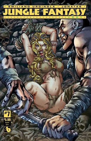 Jungle Fantasy: Ivory #7