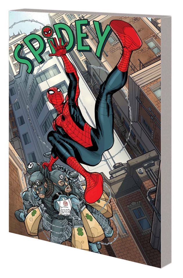 Spidey Vol. 1 (All-New Marvel Treasury Edition)