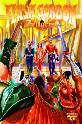 Flash Gordon: Zeitgeist #9