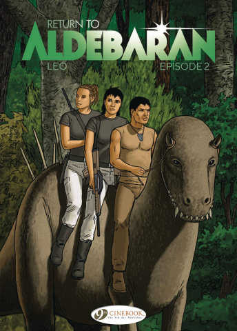 Return to Aldebaran Vol. 2: Episode 2