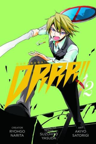 Durarara Vol. 2