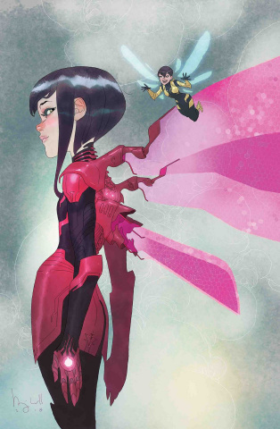 The Unstoppable Wasp #1 (Caldwell Cover)