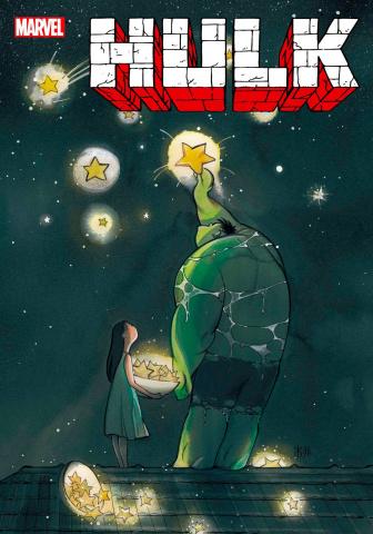 Hulk #1 (Momoko Cover)
