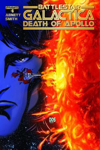 Battlestar Galactica: Death of Apollo #6 (Smith Cover)