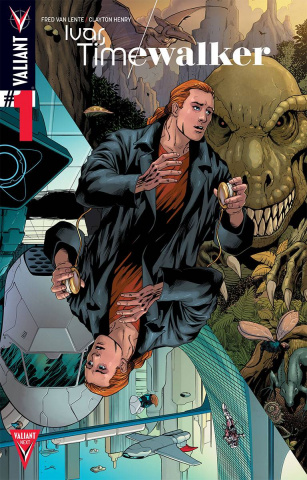 Ivar, Timewalker #1 (50 Copy Kitson Cover)