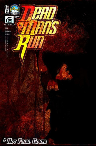 Dead Man's Run #2 (Bradstreet Cover)