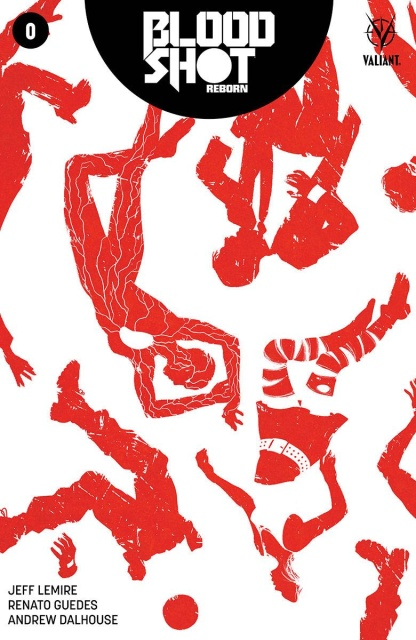 Bloodshot: Reborn #0 (Kano Cover)