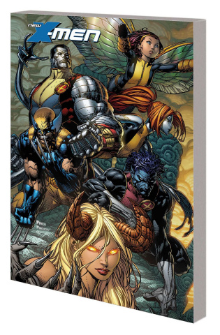 New X-Men: The Quest for Magik (Complete Collection)