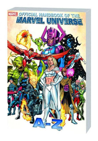 The Official Handbook of the Marvel Universe: A - Z Vol. 4
