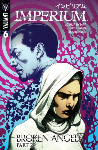 Imperium #6 (Cafu Cover)