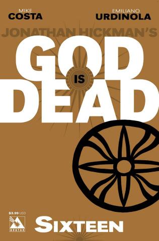 God Is Dead #16