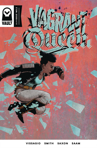 Vagrant Queen #2 (Smith Cover)
