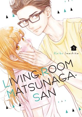 Living Room Matsunaga-San Vol. 2