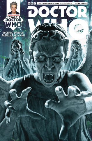 Doctor Who: New Adventures with the Twelfth Doctor, Year Three #13 (Photo Cover)