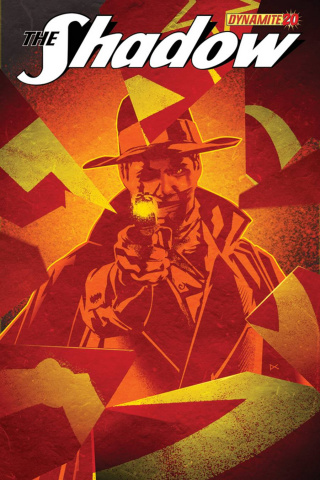 The Shadow #20 (Calero Cover)