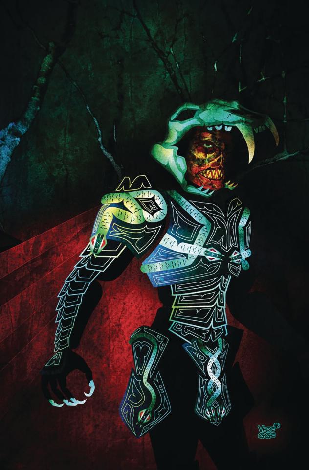 Harbinger: Renegade #6 (20 Copy Veregge Cover)
