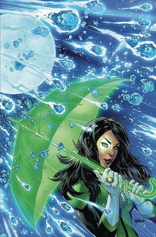 Green Lanterns #7 (Variant Cover)