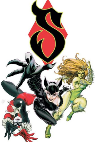 Gotham City Sirens Vol. 3: Strange Fruit