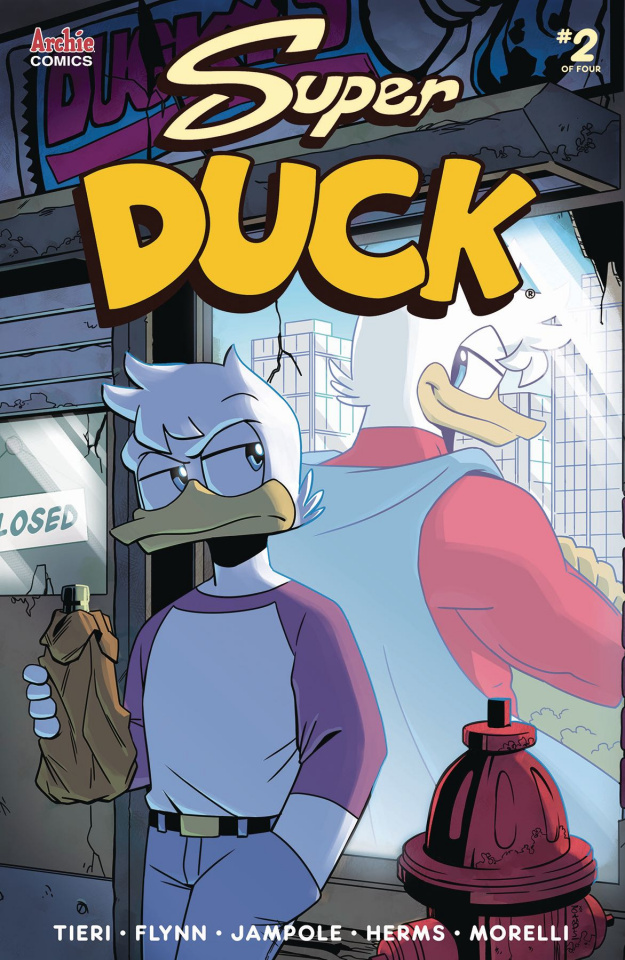 Super Duck #2 (Jampole Cover)