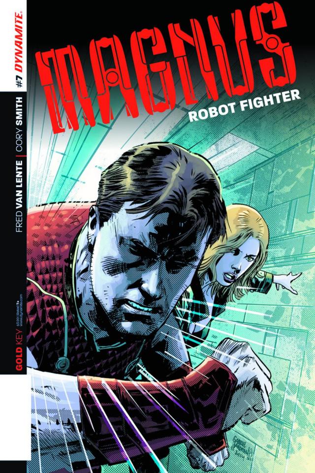 Magnus, Robot Fighter #7