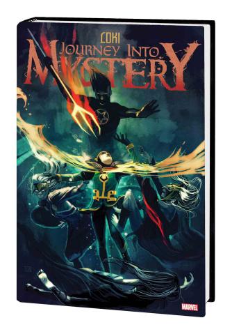Loki: Journey Into Mystery by Kieron Gillen