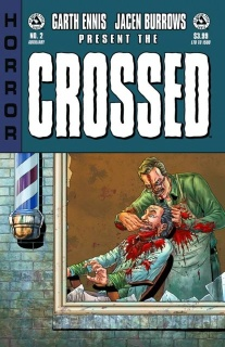 Crossed: Badlands #2 (Auxiliary Edition)