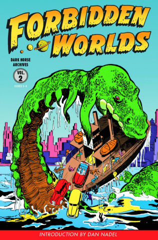 Forbidden Worlds Archives Vol. 2