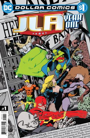 JLA: Year One #1 (Dollar Comics)