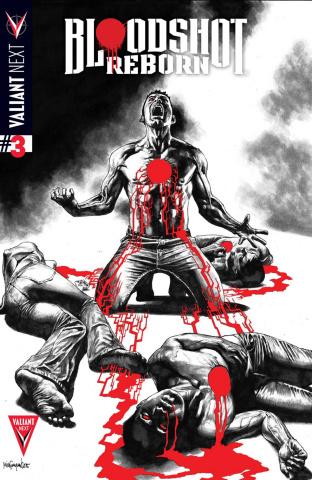 Bloodshot: Reborn #3 (Suayan Cover)