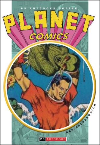 Planet Comics Vol. 4