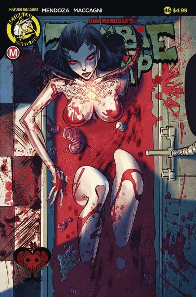 Zombie Tramp #46 (Celor Cover)