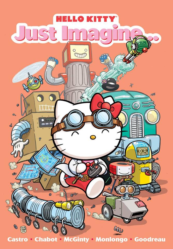 Hello Kitty: Just Imagine...